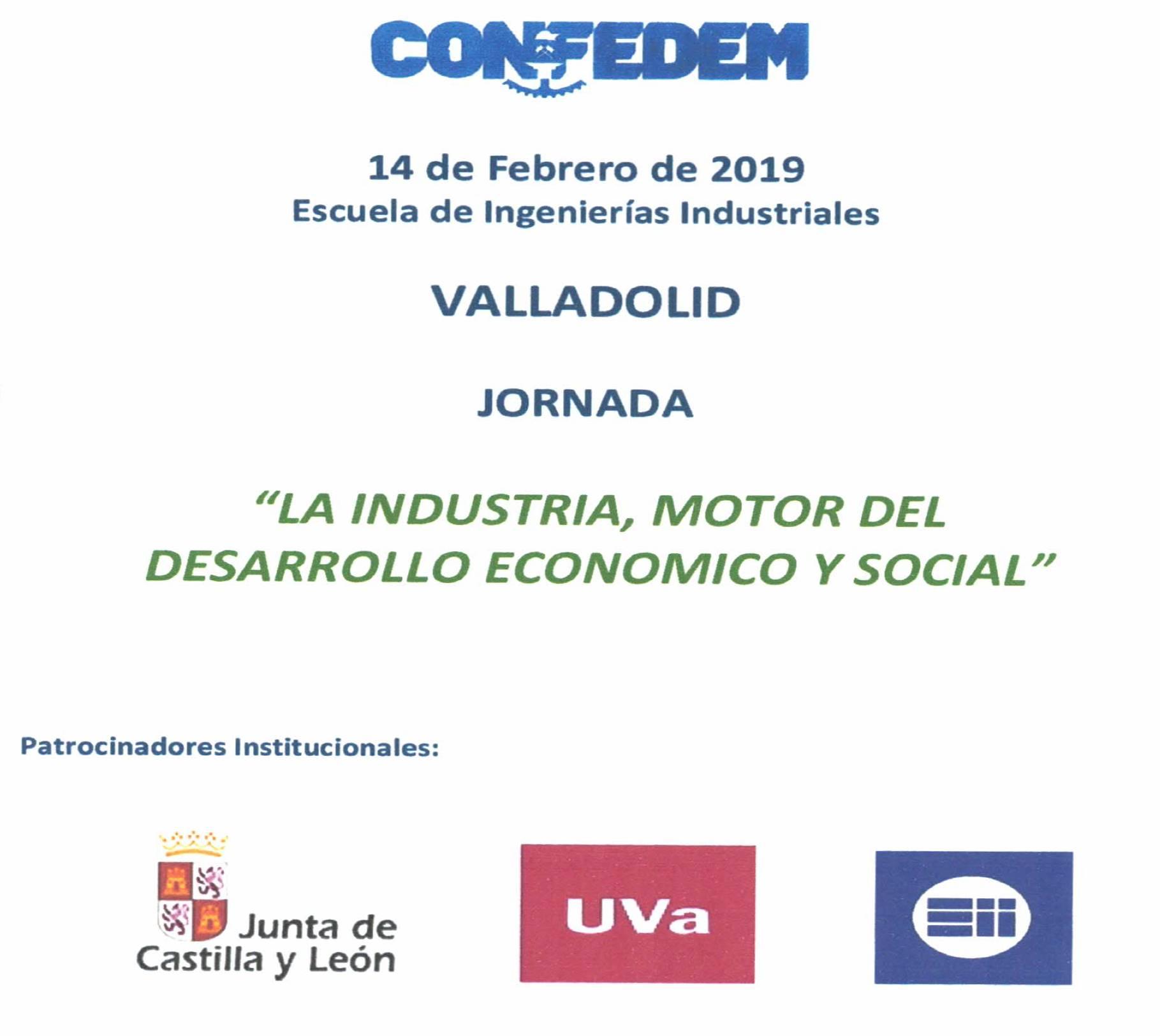 20190214 Jornada Valladolid