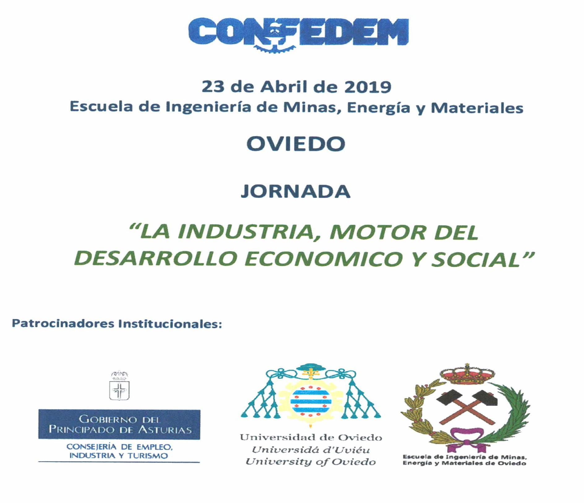 Jornada Oviedo 2019